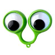 Key Chain Eyes Lovely / Fashion Key Chain Green Plastic