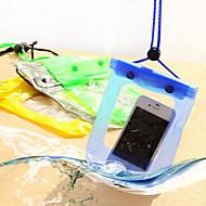 Travel Phone Waterproof Protective Sleeve Storage Box Random Color