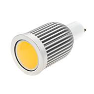 5W GU10 Focos LED MR16 1 COB 650 lm Blanco Cálido / Blanco Fresco Decorativa AC 85-265 V 1 pieza