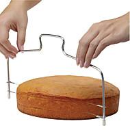 قاطعة كعكة وكوكي خبز / كعكة