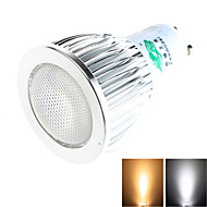 7W GU10 Spot LED MR11 1 COB 650 lm Blanc Chaud / Blanc Naturel Décorative AC 100-240 V 1 pièce