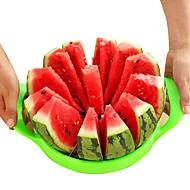 1 τμχ Cutter & Slicer For για Φρούτα Ανοξείδωτο ατσάλι Υψηλή ποιότητα / Δημιουργική Κουζίνα Gadget