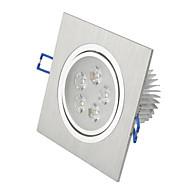 5w kalt / warm weiße Farbe quadratische LED Deckeneinbauleuchten (220 V)