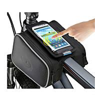 ROSWHEEL® Sac de Vélo 1.8LSac de cadre de vélo Zip étanche / Résistant à l'humidité / Résistant aux Chocs / Vestimentaire Sac de Cyclisme
