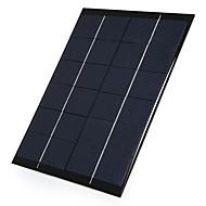 5 wattů 6V výstup polykrystalický křemík solární panel pro domácí kutily