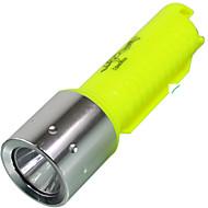 Dykning Lights Unisex Vattentätt Dykning och snorkling silvrig Plast-other