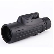 Luxun 10X42 mm 単眼鏡 耐候性 ナイトビジョン 一般用途向け BAK4 マルチコーティング 標準 # センターフォーカス
