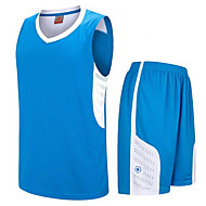 レジャースポーツ / バドミントン / バスケットボール / ランニング-洋服セット/スーツ(その他) -男性用-高通気性 / 速乾性 / ウィッキング