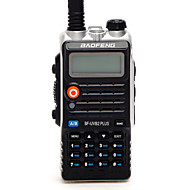 BAOFENG Tragbar / digital BF-UVB2 PLUSFM Radio / Sprachansage / Dual - Band / Dual - Anzeige / Dual - Standby / LCD-Display / CTCSS/CDCSS