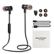 neutral Produkt M9 Hörlurar (öronsnäcka)ForMediaspelare/Tablet / Mobiltelefon / DatorWithmikrofon / Volymkontroll / Sport / Bruskontroll