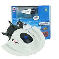 rc båt miniubåt leksak drivs hastighet fjärrkontroll båt 2.4G plast turist ubåt leksaker båt för barn