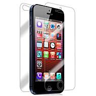 Enkay 0,26 milímetros 9h frente 2.5d e protetor de tela de vidro à prova de explosão temperado Voltar para o iPhone 5 / 5s
