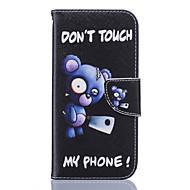 Για Samsung Galaxy S7 Edge Θήκη καρτών / Πορτοφόλι / με βάση στήριξης / Ανοιγόμενη / Με σχέδια tok Πλήρης κάλυψη tok Λουλούδι Μαλακή
