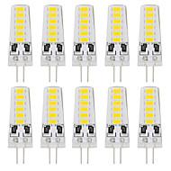 YouOKLight 10PCS 5733 Lampada LED Lamp 12V G4 Silicone Light bombillas led Bulb 12LEDS Bi-pin Lights