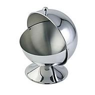 Western Stainless Steel Sugar Bowl Storage Pot Spice Jar Seasoning Box Fruit Tray Kitchen Tools
