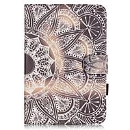 Varten Korttikotelo / Tuella / Kuvio Etui Kokonaan peittävä Etui Other Pehmeä Tekonahka Apple iPad Mini 4