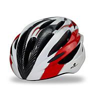 Casque Vélo(Jaune / Vert / Rouge / Bleu,PC / EPS)-deUnisexe-Cyclisme / Sports de neige / Patin à glace Sports 17 Aération Taille Unique