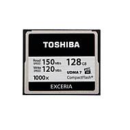 Toshiba Exceria CompactFlash Memory Card 32GB 64GB 128GB - 1000x