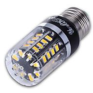 3 E14 / E12 / E26/E27 Ampoules Maïs LED T 40 SMD 5736 300 lm Blanc Chaud / Blanc Froid Décorative AC 85-265 / AC 100-240 / AC 110-130 V1