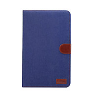 Flip Cover For Samsung Galaxy Tab A 10.1 2016 T585 T580 SM-T580 T580N Funda Cases Smart Cover Shell Skin