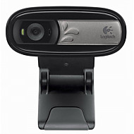 Logitech® C170 Network HD Laptop Desktop Video Cameras with Microphone