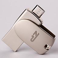 ZP C05 64GB USB 2.0 Resistente all'acqua / Resistente agli urti / Rotante / Supporto OTG (Micro Usb)