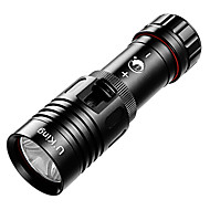 U`King ZQ-WXK8 XM-L2 T61200LM Dimmable / Waterproof 18650 LED Diving Flashlights