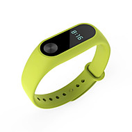 vervanging polsbandje band band silicone sport band voor xiaomi mi band 2