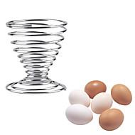 1 Δημιουργική Κουζίνα Gadget / Πολλαπλών Λειτουργιών Ανοξείδωτο Ατσάλι Εργαλεία Αυγών