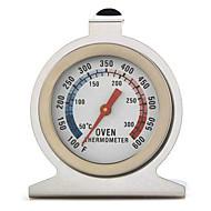 acero inoxidable de doble escala termómetro de horno (50-300 ° C)