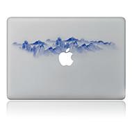 1 Pça. Resistente a Riscos De Plástico Transparente Adesivo Estampa ParaMacBook Pro 15'' with Retina MacBook Pro 15 '' MacBook Pro 13''