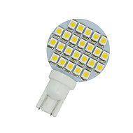10 x warm wit t10 wedge rv landschapsarchitectuur 24 smd LED-lampen W5W 921 168 194