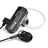 Fineblue WK-600 カナルイヤパッド(イン・イヤカナル式)Forメディアプレーヤー/タブレット / 携帯電話 / コンピュータWithマイク付き / DJ / ボリュームコントロール / ゲーム / スポーツ / ノイズキャンセ / Hi-Fi / 監視