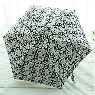블랙 / 블루 / 브라운 접는 우산 써니와 비오는 / 비오는날 고무 레이디 / 남성