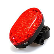 Bike Light,Bike Lights-1 Mode 10 Lumens Easy to Carry Otherx2 USB / Battery Cycling/Bike Blue / Red / White Bike