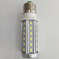 10 E14 / E26/E27 LED-kolbepærer T 42 SMD 5730 630LM lm Varm hvid / Kold hvid Dekorativ AC 85-265 V 1 stk.