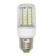 7W E14 / G9 / GU10 / B22 / E26/E27 Ampoules Maïs LED T 58 SMD 5736 650 lm Blanc Chaud / Blanc Froid Décorative AC 100-240 / AC 110-130 V1