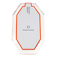 1 USB 포트 고속 충전 Other 무선 충전기 케이블과 iPad 용 / 핸드폰의 경우 / 다른 패드 / For iPhone wireless charger,fast charge(5V , 2.1A)