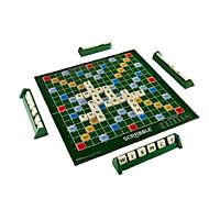 Vintage Classic Word Score Game Scrabble Original Tiles Kids Board Games
