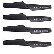 SYMA X5C / X5SW / X5SC SYMA x5c x5sc x5sw potkuri Guards RC Quadcopters Punainen / Musta / Valkoinen / Sininen Muovi 4PCS