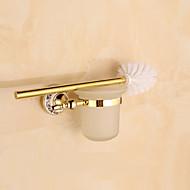 Tuvalet Fırçası Tutacağı / Yeşil / Duvar Montajlı /15*8*5cm /Paslanmaz Çelik /Çağdaş /8cm 15cm 0.23