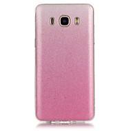 Achterkant Other Kleurgradatie TPU Zacht Geval voor Samsung GalaxyJ7 (2016) / J7 / J5 (2016) / J5 / J3 / J1 (2016) / Grand Prime / Grand