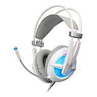 Somic G938 Hörlurar (pannband)ForDatorWithmikrofon / DJ / Volymkontroll / Spel / Bruskontroll / Hi-Fi