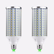 50W / 60W E26/E27 LED Corn Lights T 210 SMD 5730 4000 lm Warm White / Cool White Decorative AC 85-265 V 2 pcs