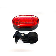 Fahrradrücklicht LED LED Radsport Kompakte Größe / Größe S AAA 50 Lumen Batterie Rot Radsport-Beleuchtung