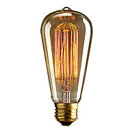 Filament Bulb Retro Vintage Industrial Incandescent 36-40W