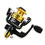 リール スピニングリール 5.1:1 3 ボールベアリング 交換可能 ベイトキャスティング / 穴釣り / スピニング / 川釣り / その他 / 鯉釣り / 一般的な釣り - AK200 DEBAO