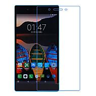 Hærdet Glas 9H hårdhed 2.5D bøjet kant Eksplosionssikker Skærmbeskyttelse Ridsnings-SikkerScreen Protector ForLenovo Andet
