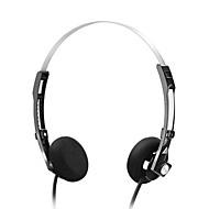 中性生成物 AWM210 ヘッドホン(ヘッドバンド型)Forメディアプレーヤー/タブレット / 携帯電話 / コンピュータWithマイク付き / DJ / ボリュームコントロール / FMラジオ / ゲーム / スポーツ / ノイズキャンセ / Hi-Fi / 監視 /
