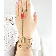 Brățări Ring Bracelets Aliaj Others La modă Zi de Naștere / Zilnic / Casual Bijuterii Cadou Arămiu,1 buc